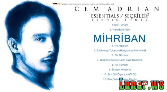 Cem Adrian - Mihriban (Official Audio+mp3)